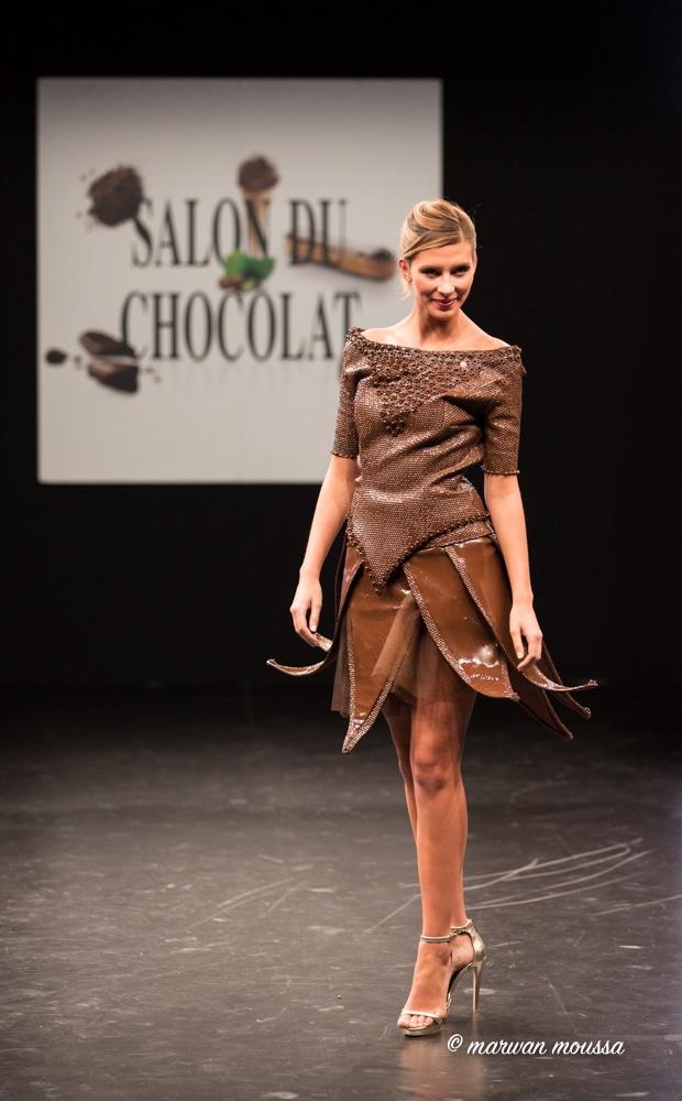 Camille Cerf Miss France du chocolat marwan moussa