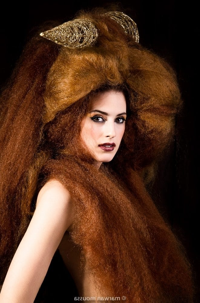Photo & Hair ©marwan moussa MAKE_UP Nora Aoun Bensliman #HAIR #MODE #MODEL #PARISJETAIME #franckprovost