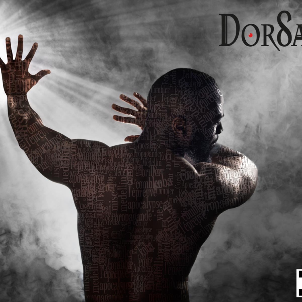 DORSAUX album de l'ombre a la lumiere © MARWAN MOUSSA , mariocoiffe, studio