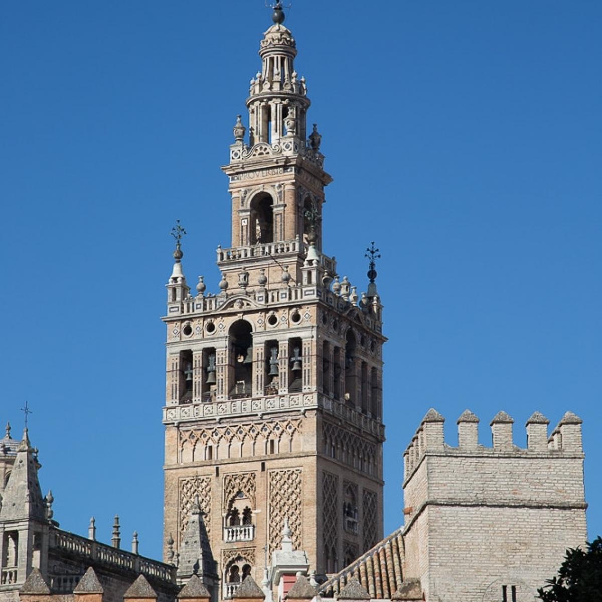 voyager a Séville pour un week-end pour une semaine (en espagnol : Sevilla) est une ville du Sud de l'Espagne, capitale de la province de Séville et de la communauté autonome d'Andalousie @Marwan Moussa