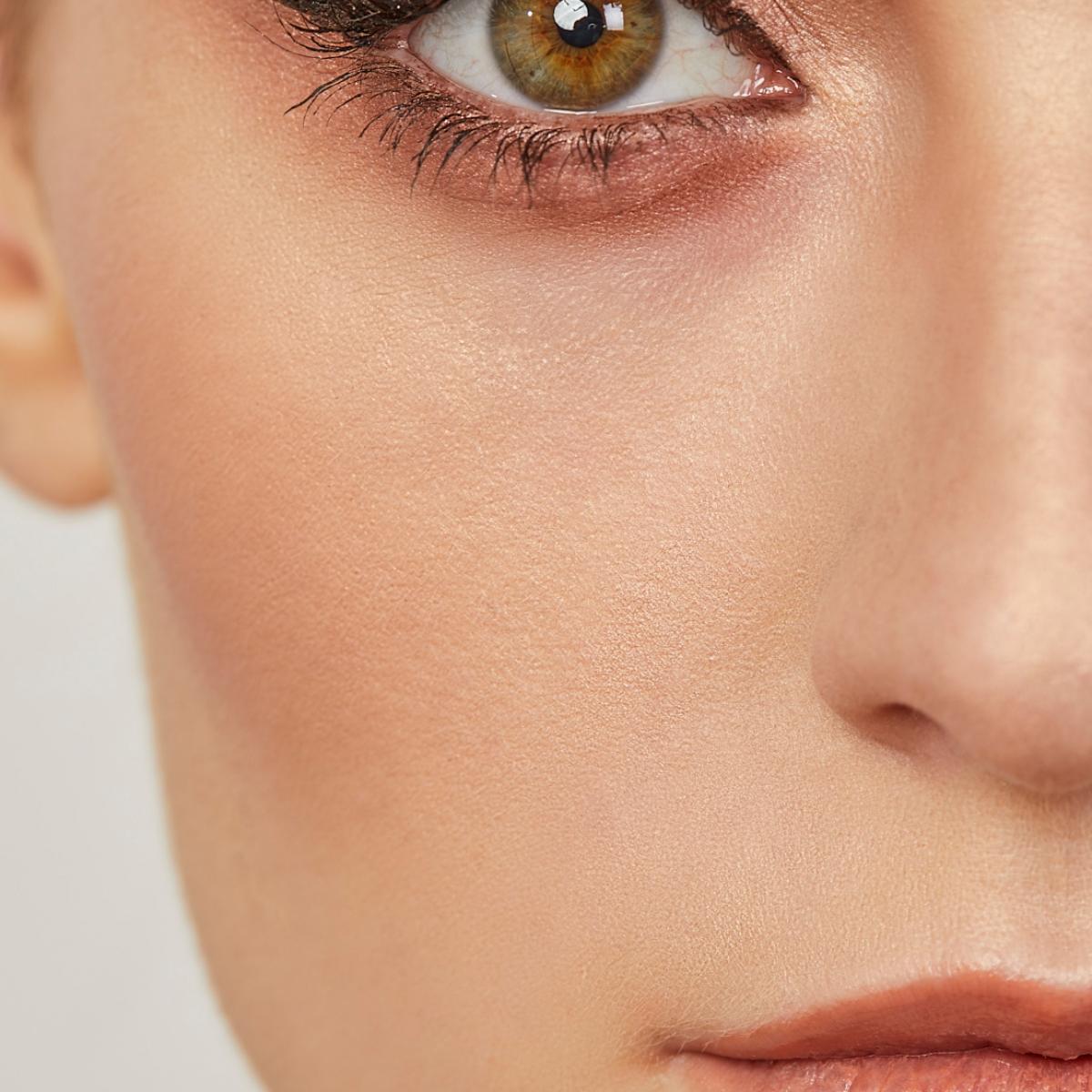 portrait ALIZEE RIEU 2019 MARWAN MOUSSA makeup artiste Natacha maillard