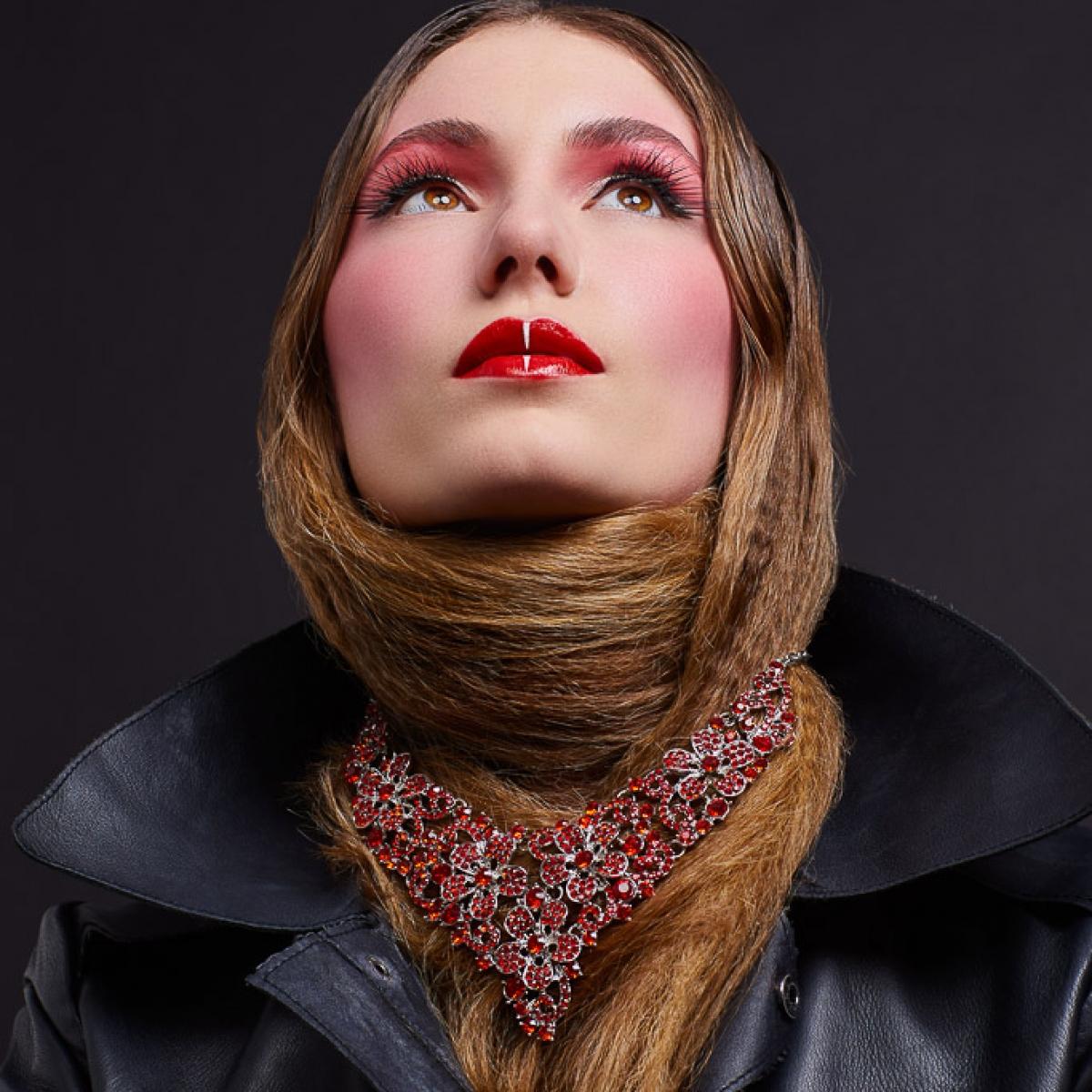 une série sur la beauté d'une femme MODEL Ninon Crédit photo: © MARWAN MOUSSA / 2020 merci a l'équipe pour cette belle caloborationNinon Makeup : Ivana Carboni